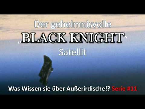 """Der geheimnisvolle """"BLACK KNIGHT"""" Satellit - Neue Fotos auf einem USB-Stick aufgetaucht!?"""