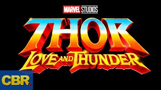 Where Thor Is Hiding In Thor 4 Love And Thunder