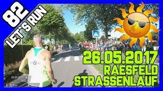 Let´s Run #82 - Volkslauf Raesfeld - 5km bei Hitze / Training und Wettkampf bei Sonne