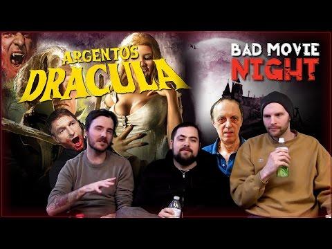 Dracula 3D (2012) Bad Movies Review - Bad Movie Night