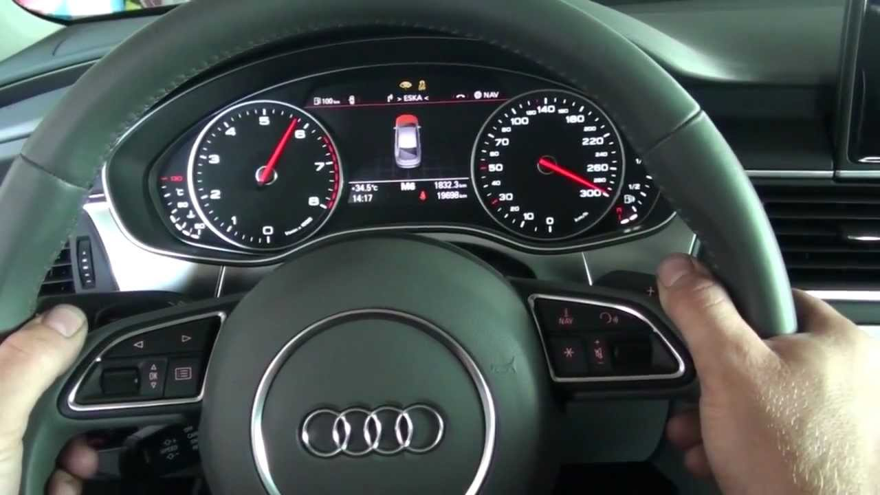 Audi A7 30TFSI ABT TUNED BY PACHURA MOTORSPORT SPEED