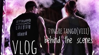 Tyngre Tango (VIII) Simon Mäntylä & Hanna Karlsson