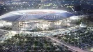 Reportage Stade des Lumières (Olympique Lyonnais)