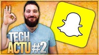Snapchat : Comment revenir à l'ancienne version ? - TechActu #2