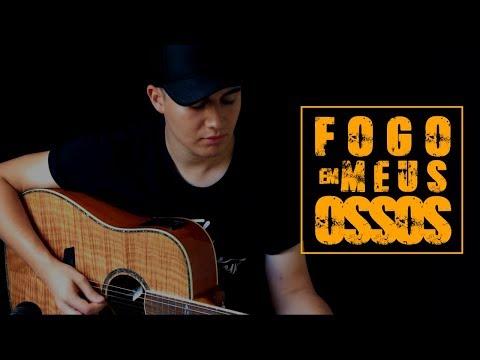 Fogo em Meus Ossos - Alessandro Vilas Boas (Cover) Marcio Miguel