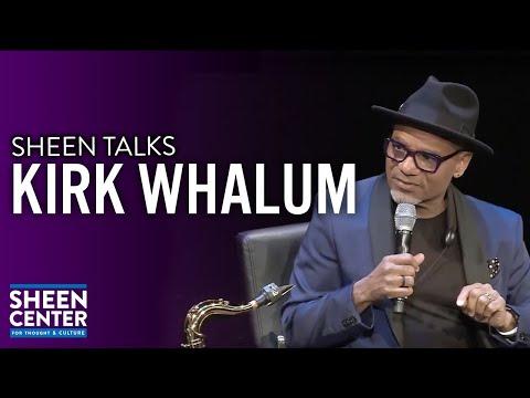 SHEEN TALKS: KIRK WHALUM Mp3