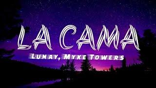Lunay, Myke Towers - La Cama (LETRA).mp3