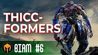 Transformers: The Last Knight TURNS ME ON | BIAM #06