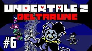 Deltarune (Undertale 2) - Secret Boss JEVIL & Broken Key Locations!