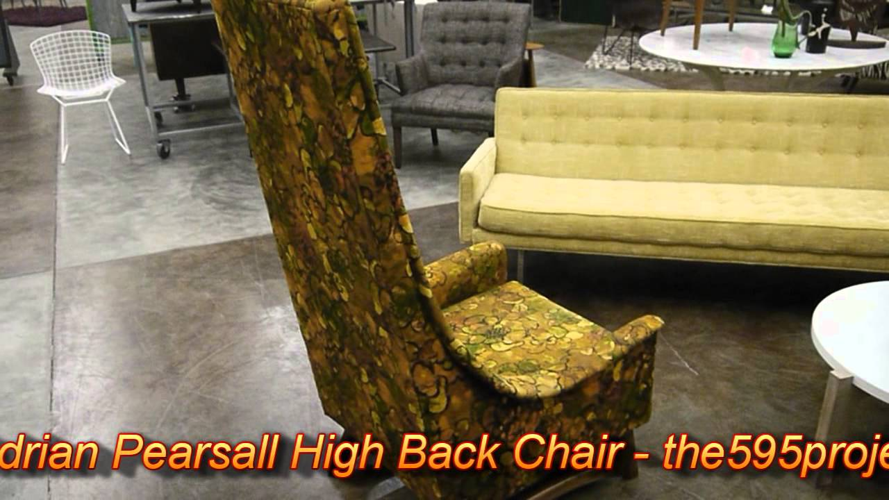 adrian pearsall chair designs steel wholesale youtube