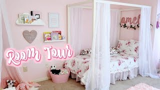 Amelie's ROOM TOUR - TODDLER EDITION!