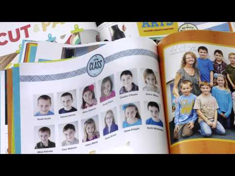 how to make a great yearbook at shutterfly youtube
