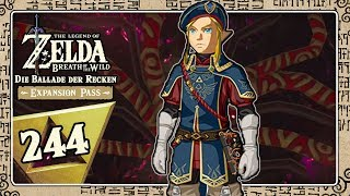 THE LEGEND OF ZELDA BREATH OF THE WILD Part 244: Link als königliche Leibgarde