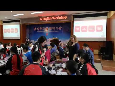 Entrepreneurship workshop - Chengdu high schools