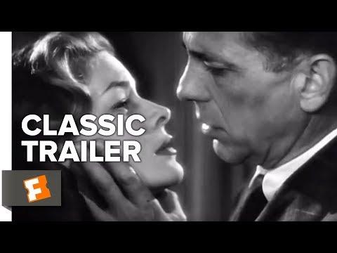 Dark Passage Official Trailer #1 - Humphrey Bogart Movie (1947) HD