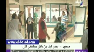 بالفيديو والصور.. الأهالي يتجمعون أمام مبنى الأمن الوطني في شبرا الخيمة