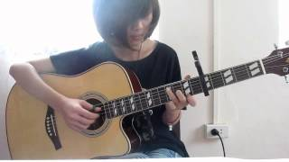 (Sungha Jung) Missing You - Hac Fingerstyle Guitar Cover