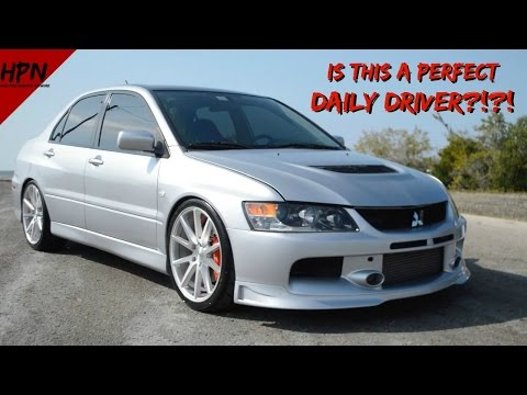Daily Driven 500HP EVO 9 - Ultimate Street Car ?!?! (MGW Tuned)