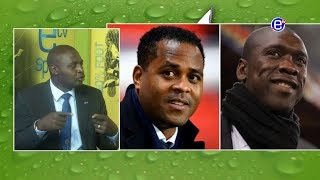 100% FOOT (LIONS INDOMPTABLES: SEEDORF - KLUIVERT) DU LUNDI 06 AOUT equinoxe tv