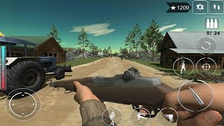 Call Of Courage : WW2 FPS Action (By Canadian Rig) Android GamePlay