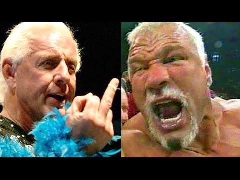 TEN REAL LIFE PRO WRESTLING FEUDS PART ONE!