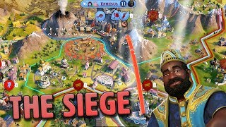 The Siege - Mali [#11] - Civilization VI Gathering Storm