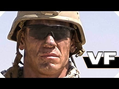 THE WALL Bande Annonce VF (2017) John Cena, Aaron Taylor-Johnson, Action