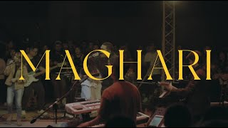 MAGHARI - Victory Worship | Official Music-Lyric Video