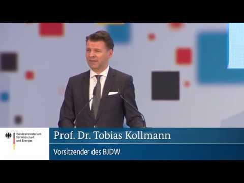 Rede von Prof. Kollmann auf der deutsch-französischen Digitalkonferenz