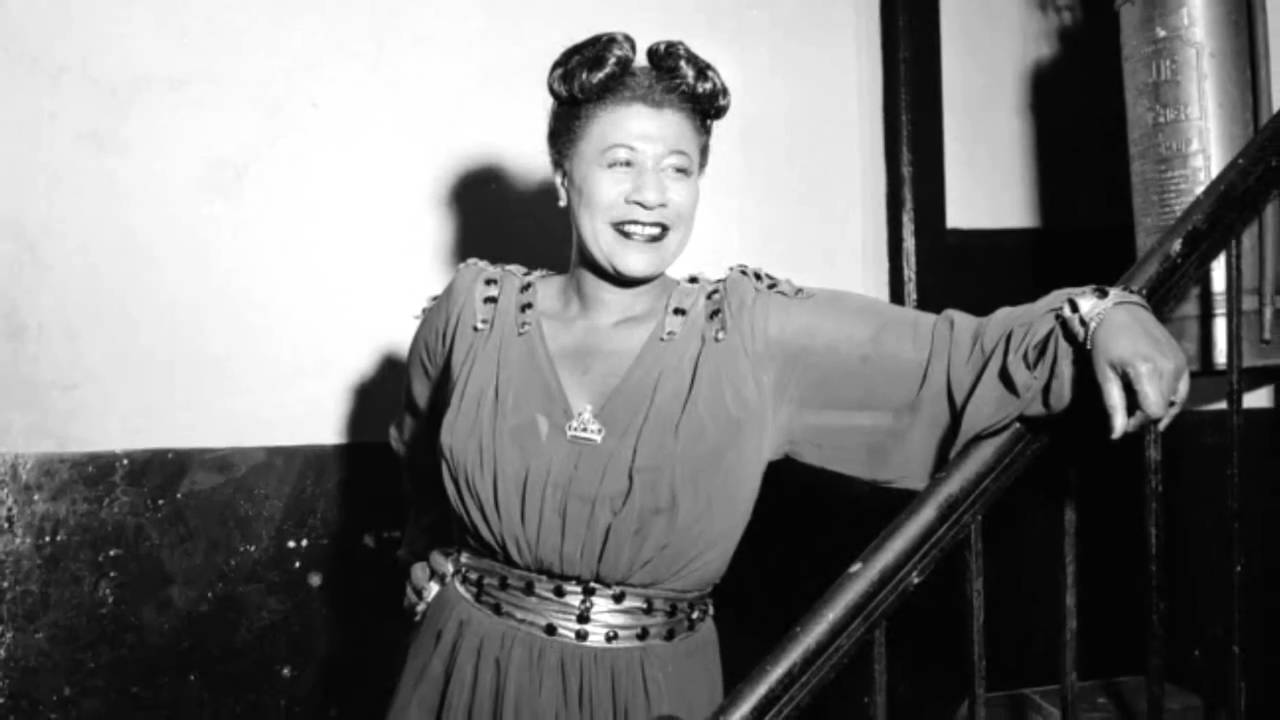 """Ella Fitzgerald Sings """"What Are You Doing New Year's Eve ..."""