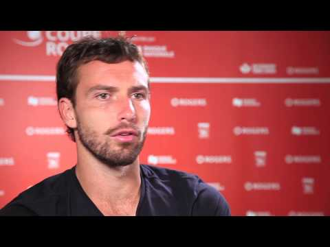Gulbis Getting Back The Winning Habit - Montreal 2015