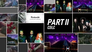 Rocksmith 2014 | Paramore - Part II | Lead - Drop D | CDLC