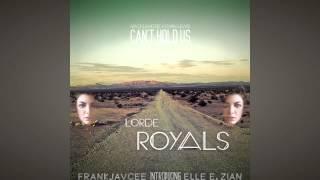 [Mashup] (Royals Cant Hold Us) Macklemore vs Lorde