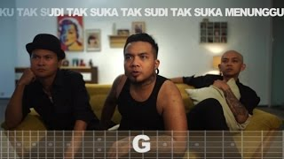 Endank Soekamti - Tak Mau Menunggu (Official Karaoke Video)