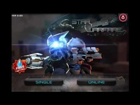 hack star warfare alien invasion windows phone - Star Warfare Alien Invasion Pvp Part 26