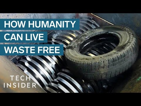 How We Could Live Waste Free