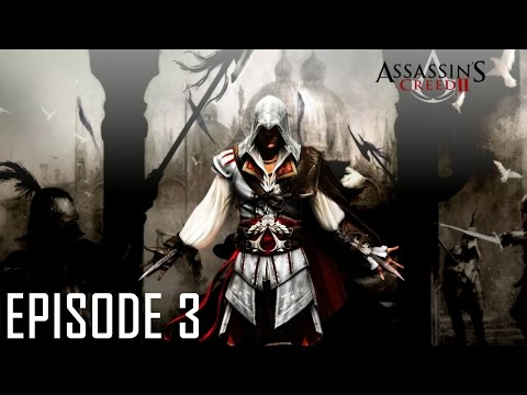 """Assassin's Creed 2: Episode 3 """"The Pazzi Conspiracy"""" PC 1080p HD"""
