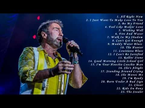 Paul Rodgers: Best Songs Of Paul Rodgers - Paul Rodgers's Greatest Hits Full Album