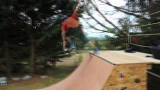 Tuto Skate - Antoine Subra - N°3 To Tail Ou Tail Stall