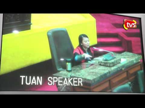 Sidang Dewan Undangan Negeri (Adun) Muda Selangor 10 September 2015 Part 10