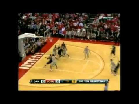2010-11 Oakland Basketball Season Highlights