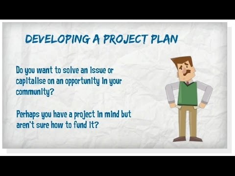 1 - Developing a Project Plan - YouTube