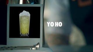Yo Ho Drink Recipe - How To Mix