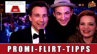 DT. FILMBALL 2020 - PROMI-FLIRT-TIPPS | TOM VON DER ISAR