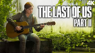 "Download Lagu Ellie Singing ""𝙏𝙖𝙠𝙚 𝙊𝙣 𝙈𝙚"" [𝟰𝗞] The Last of Us Part II mp3"
