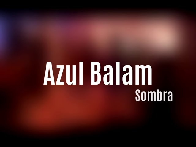 Sombra // Azul Balam // Live im Vinyl Reservat