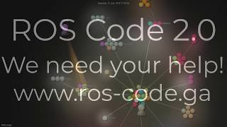 ROS Code 2.0 - How you can help