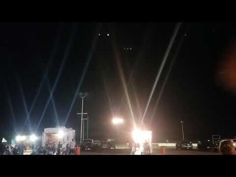 Lemoore Raceway Fly Over 10/28/17