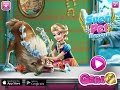 Sven Pet Rescue - Girls Frozen Games Online Animal Episode