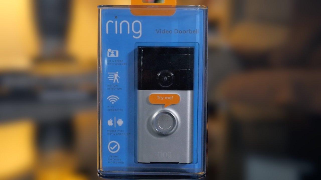 Cool Home Tech 2 Ring Video Doorbell